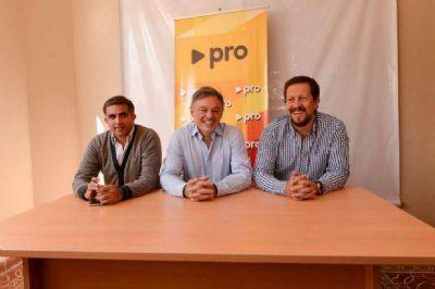 Nanni y Collado se reunieron con productores salteños