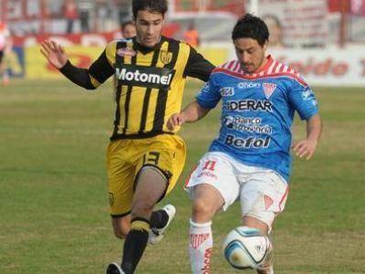 Santamarina no pudo con Los Andes y se tuvo que conformar con un empate