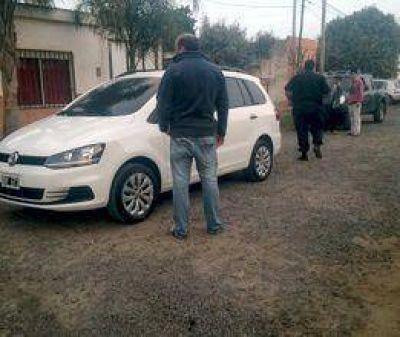 Detenidos con el botín de un asalto