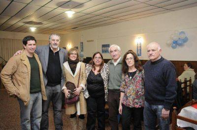 Martens presentó la lista del Frente Progresista para las PASO