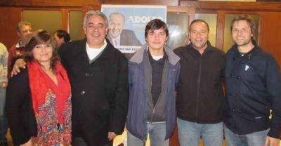 Diego Córdoba presentó su lista de candidatos