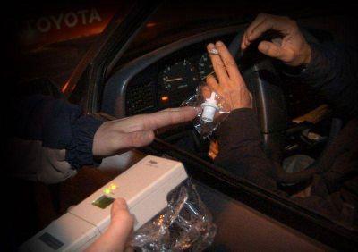 Conductor con 2.92 de alcoholemia en rutas 226 y 51