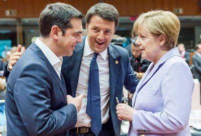 La UE se fracturó en tres bandos por cómo responder a la crisis de Grecia