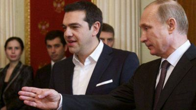 Rusia estudia suministrar energía a Grecia para ayudar a su economía