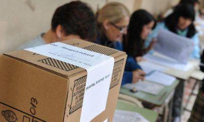 Sigue el cronograma electoral: vota Tancacha