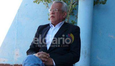 Isauro Molina salió a cruzar a Brizuela del Moral