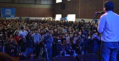 Nardini lanzó su candidatura a Intendente de Malvinas Argentinas