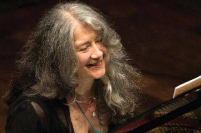 Se anunció el concierto de Martha Argerich en el Centro Cultural Kirchner