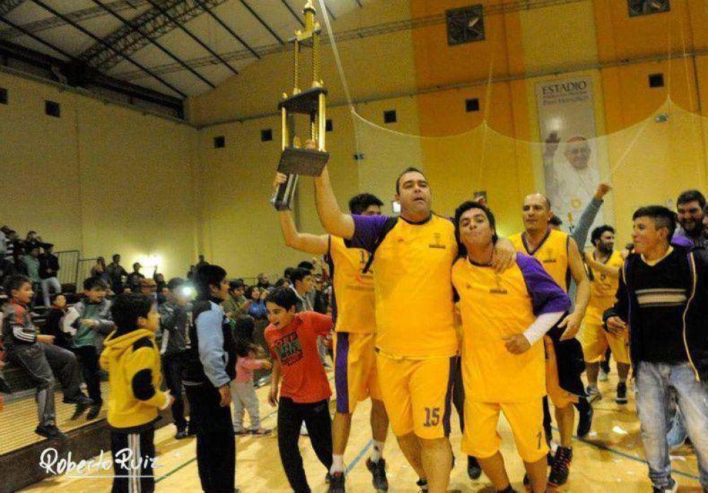 Primera vez: Jáchal venció a Inca Huasi y ganó el Apertura de básquet
