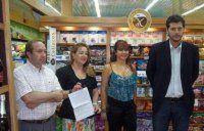 """Concordia llegó a un acuerdo para aplicar """"precios cuidados"""" en alimentos para celíacos"""