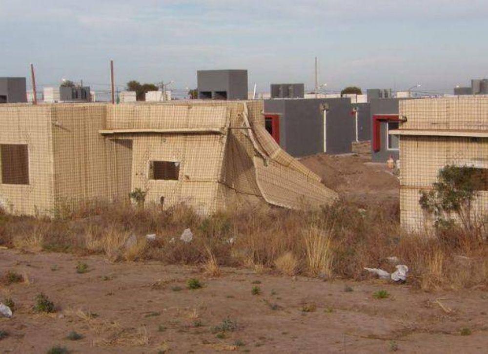 Piden a la Justicia que investigue una posible estafa con casas construidas por el Municipio