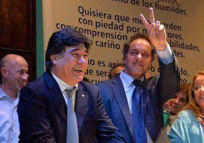 Scioli y Zannini vienen a Neuquén