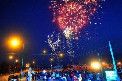 El gobernador Poggi inauguró la nueva avenida de ingreso sur a la ciudad de San Luis