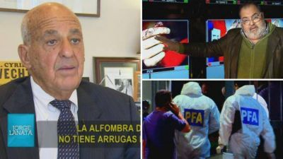 PPT realiz� #latercerapericia de la muerte de Nisman: