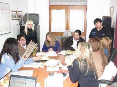 Trabajo intersectorial del Ministerio de Salud en el Hospital de Caleta Olivia