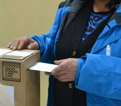 En agosto se podrá justificar la no emisión del voto