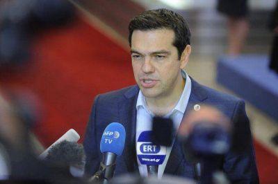 Primer ministro griego, tras la firma del acuerdo: