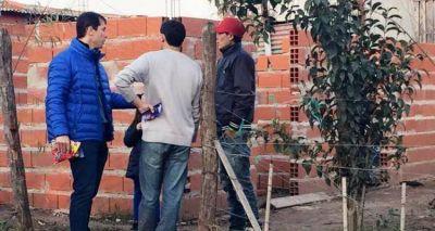 Elecciones 2015: Ramanzini recorrió Río Tala