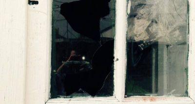Elecciones 2015: Desconocidos rompieron vidrios del Partido FE
