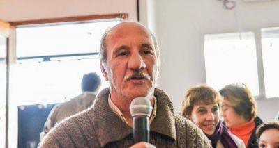 """Elecciones 2015: Estelrrich quiere """"un intendente de overol"""""""