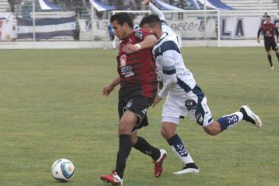 A Central Córdoba se le escapo la victoria en el final en Puerto Madryn