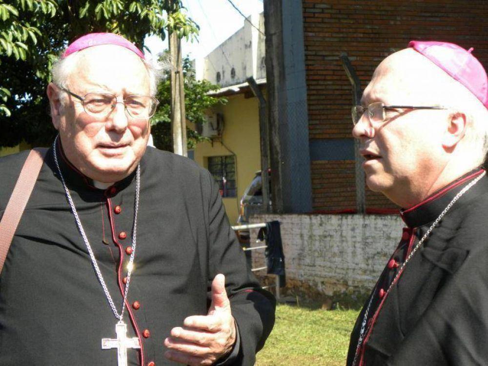 Los obispos, expectantes por una posible visita papal