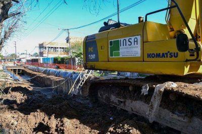 Obras hidráulicas: Invirtieron $900 millones y se necesitarán más fondos de los presupuestados