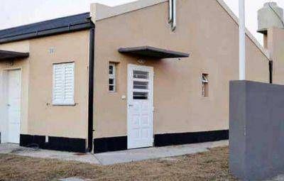 Entregarán 30 casas en Trenel