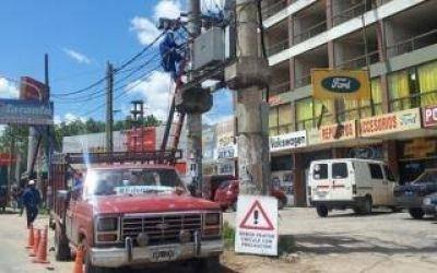 Pilar: Edenor anuncia cortes de energ�a programados