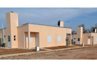 Avanza la construcci�n de m�s de 400 viviendas de IAPV en Concordia