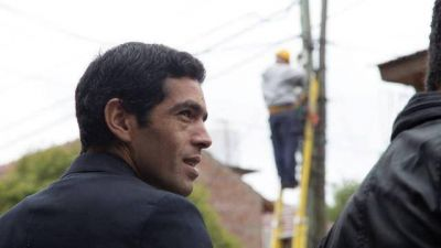 """Carlos Acuña: """"Con Descalzo, acá sólo se hacen cosas cuando el Estado Nacional baja plata"""""""