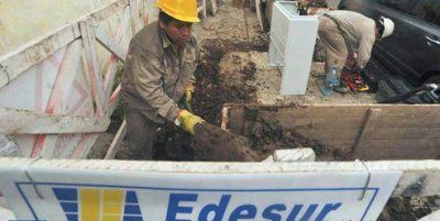 Edesur finalizó la obra que dará más potencia eléctrica