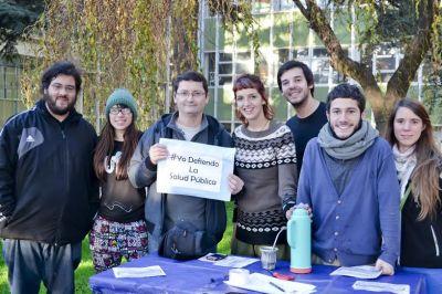 J�venes universitarios se unen a la lucha por el Interzonal