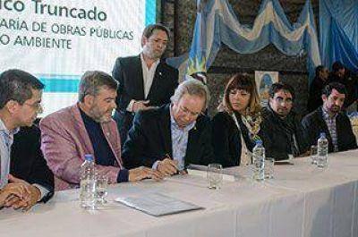 PAE donará equipamiento para el Hospital de Pico Truncado