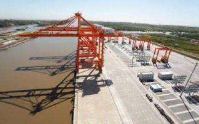 Gelené destacó al nuevo puerto Tec Plata como