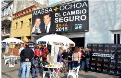 El Doctor José Ochoa se comprometió a levantar el estacionamiento medido