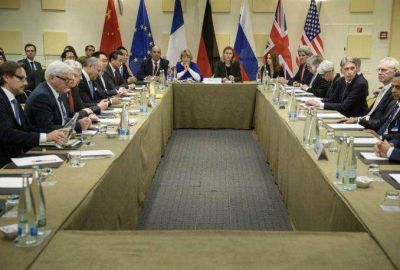 Histórico: hubo acuerdo nuclear entre Irán y las grandes potencias