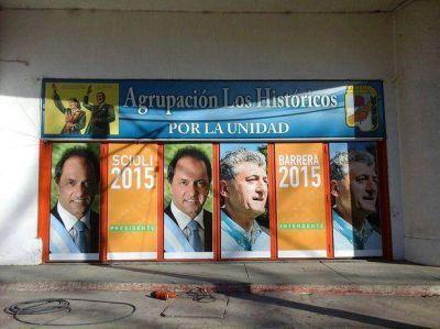 El intendente Barrera lanzó una campaña limpia