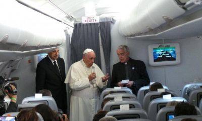 """Papa: """"Paraguay debería tener dos cardenales"""""""