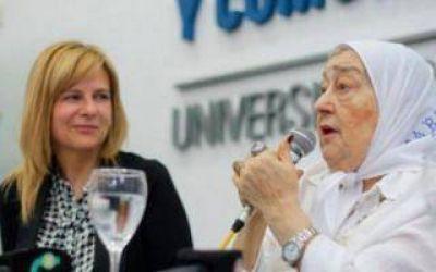 La UNLP distingue a Madres de Plaza de Mayo