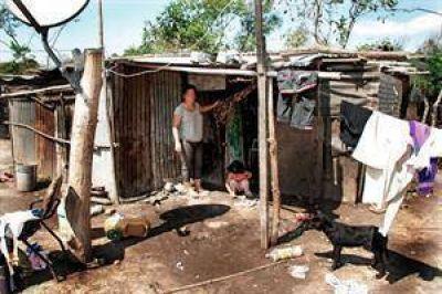Casi un 30 por ciento de los argentinos es pobre, seg�n un informe de la UCA
