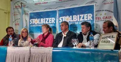 """Stolbizer en Pico: """"No estamos en la carrera de la conveniencia, sino en la defensa de nuestras convicciones"""""""