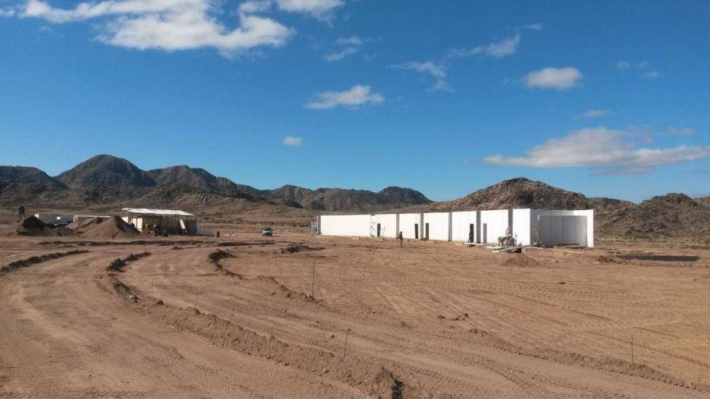 Gestionan fondos para el Centro de Alto Rendimiento de Pampa de La Viuda