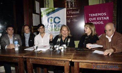 """Lilita Carrió: """"Me han traicionado demasiadas veces en Corrientes"""""""