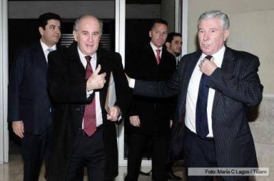 Parrilli se reunió con la UIA y dejó en claro que la AFI
