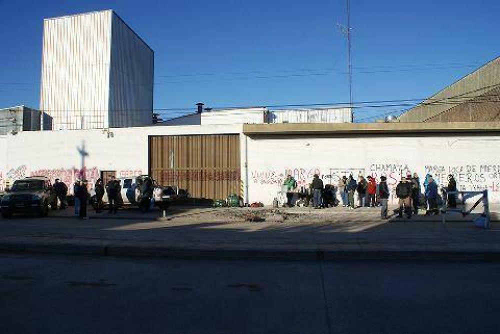 Conflicto en la fábrica Zupay por el despido de un trabajador