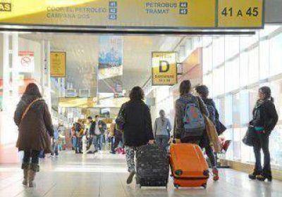 Casi 20 mil turistas pasaron por la ETON en sólo 7 días