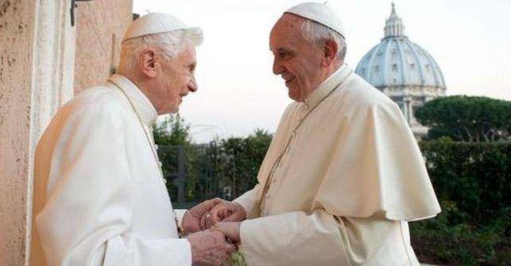 Los Papas vuelven a Roma