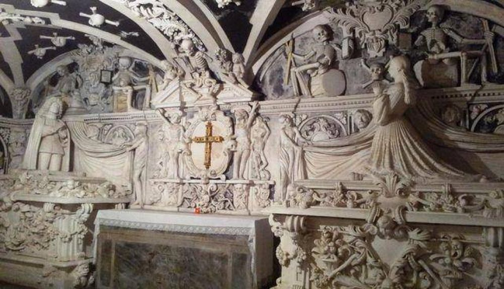 España: La diócesis de Málaga abrirá por la noche la Cripta del Camarín de la Victoria