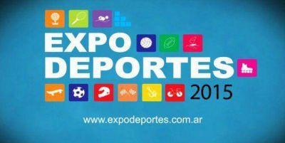 Llega la Expodeportes 2015
